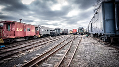 DSC02139 (jebster2000) Tags: train t vintage history museum railroad tracks hdr sonya7rii zeiss batis
