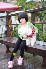 2017-02-04-15h12m32-1 (LittleBunny Chiu) Tags: 碧山巖 內湖碧山巖 夫妻樹 狗 看狗狗 狗狗 摸狗 看狗