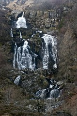 Rhiwargor Waterfall 9