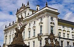 Archbishop's Palace Prague (Ellsasha) Tags: prague czechrepublic centraleurope palace archbishop hradčany architecture history castlesquare hradčanysquare buildings exterior renaissancestyle historicalbuilding canoneos60d building
