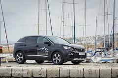Peugeot 3008 SUV 2016 (Imaginarium 2.1) Tags: peugeot peugeot3008suv 3008 suv chania crete oldharbour thelighthouse bvs bazilvansinner bazilvansinnerautomotivephotography photoshootingsession nikon black