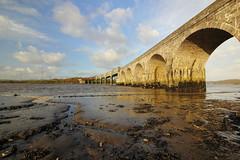 Tavy Bridge (Richard D Porter) Tags: plymouth canon 550d tokina 1116mm landscape tripod water bridge rivertavy tavy sky polariser hoya f11 devon uk england
