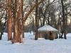 Cross Ranch (SMKapsen) Tags: yurt cross ranch north dakota skiing country