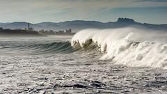 Sortie à la Barre d'Anglet le 10-12-2016 (Filigrane)-3 (yoyolg33) Tags: vert paysbasque côtebasque merocéanplageangletplagedelebarre