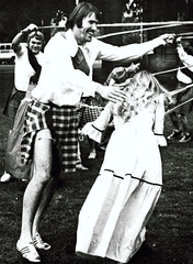 May Day (~ Lone Wadi ~) Tags: mayday dancers dancing celebration outdoors candid retro 1970s