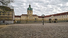 Berlin-Pałac Charlottenburg (marek&anna) Tags: germany berlin charlottenburg