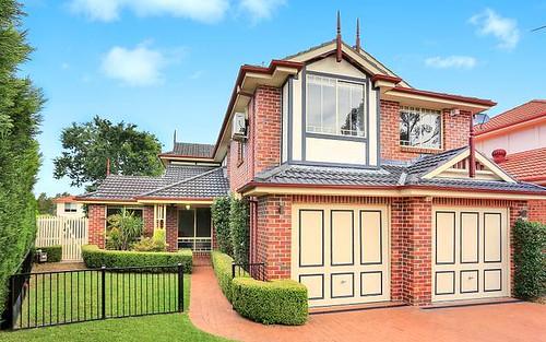 23 Kinsella Court, Kellyville NSW 2155