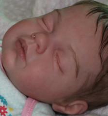Abigail Reborn Doll reborned by me. (Angeliquenz34) Tags: reborn dolls doll reborns art collectables abigail reva schick baby revaschick