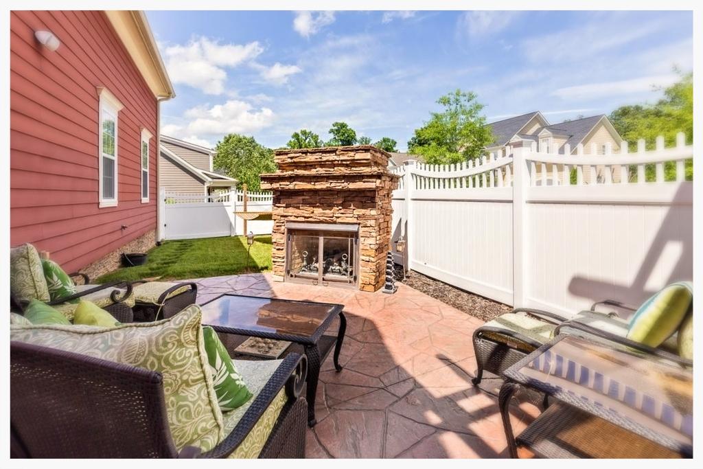 Napoleon GDS33 Outdoor Fireplace, Chattanooga, Tn.