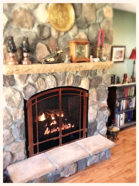 Mendota DXV-45 Direct Vent Fireplace. Chattanooga, Tn