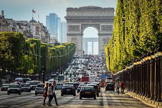 Avenue des Champs-Élysées