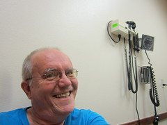 August 19, 2015 (26/365+3) (gaymay) Tags: california gay love happy desert palmsprings inside doctorsoffice triad