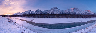 A River Runs By It | Icefields Parkway, Canadian Rockies
