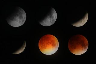 Eclipse Blood Moon