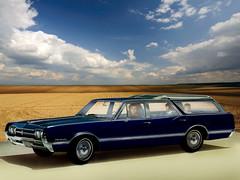 1966 Oldsmobile Vista Cruiser Custom (biglinc71) Tags: 1966 vista custom cruiser oldsmobile