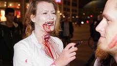 Halloween Zombie Walk, Berlin, Germany (Berlin-Magazin.de) Tags: berlin halloween germany dayofthedead scary blood zombie walk creepy spooky mitte blut maske dadelosmuertos 2015 verkleidung zombiewalk
