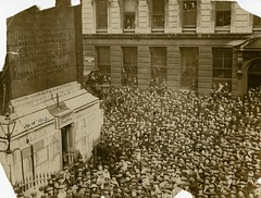 Demonstration at Monument, London, 1913.