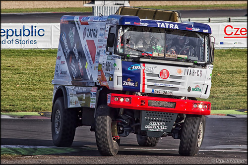 TATRA 815 Dakar Buggyra