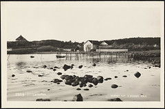 2959. Larkollen. (National Library of Norway) Tags: postcards stfold postkort larkollen nasjonalbiblioteket prospektkort landskapsfotografi nationallibraryofnorway oleskarb