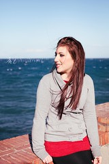C. (Mary-Eloise) Tags: lady girl nikon d90 wind winter portrait color wow woman colorful