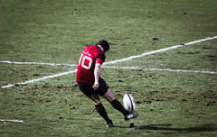Kick from Conor Murray (gregory.sevin) Tags: colombes îledefrance france fr rugby sport racing92 munster murray