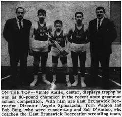 East Brunswick State Grammar competition winners, 1964 (Ereiss1) Tags: vintage eastbrunswick nj