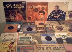 1950's : (Retro King) Tags: 1957 records vinyl albums 1958 elvis lps singles hmv rca 1959 books magazines newspapers comics paperbacks 1950s retro vintage
