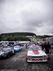 2016 Spa Summer Classic: Ford Capri (8w6thgear) Tags: 2016 spasummerclassic spafrancorchamps paddock ford capri rs touringcar nkgttc