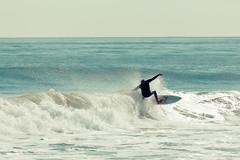 Surfer on Sunny Day (Erin Cadigan Photography) Tags: board break breakers horizontal radical sea sport sunny wet
