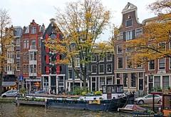 Prinsengracht, Amsterdam, The Netherlands (PhotosToArtByMike) Tags: prinsengracht canal jordaan amsterdam canalhouse canalring grachtengordel netherlands dutch holland dutchgoldenage