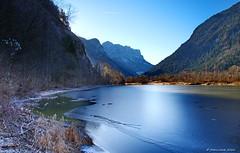 Saalachsee (franz_rank) Tags: landscape landschaft natur see gewässer berge alpen bayerischealpen berchtesgadenerland badreichenhall saalachsee