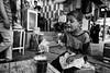 Breakfast (Saman A. Ali) Tags: streetphotography streetlife blackwhite blackandwhite bw people child breakfast documentary dailylife reportage
