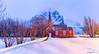 The road to spirituality XVIII. (darklogan1) Tags: lofoten church norway nightphotography longexposure logan darklogan1