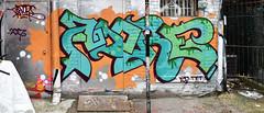 quickage-DSC_0697-DSC_0698 v2 (collations) Tags: ontario toronto graffiti adore lsd lsdcrew ttt tttcrew