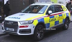 Garda Audi Q7 (161D3371). (Fred Dean Jnr) Tags: angardasiochana armedsupport audi q7 161d3371 oliverplunkettstreetcork january2017