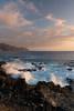 Ka'ena Point, Oahu (Heather Smith Photography) Tags: water island surf oahu hawaii kaena point kaenapoint sunset waves