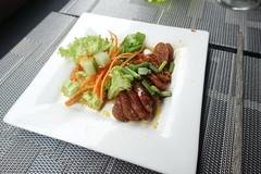 Vietnamese sausage @ Le Cambodge @ Paris 15