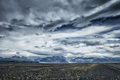 The sky over Vatnajökull glacier (marko.erman) Tags: skyscape sky sony nature beautiful majestic nordic landscape panorama glacier vatnajökull islande iceland