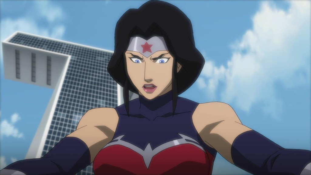 Wonder woman and lois lane-2110