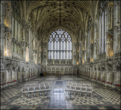 Ely Cathedral 19 (Darwinsgift) Tags: ely cathedral cambridgeshire interior hdr photomatix pce nikkor 24mm f35 ed church