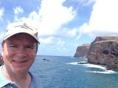 David Pflieger in Lanai (David Pflieger) Tags: dave pflieger lanai cliff diving kamehamehas ancient fishing village david