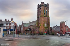 St Barnabas, Penny Lane, Liverpool (Bob Edwards Photography - Picture Liverpool) Tags: church st barnabas liverpool penny lane beatles fab4