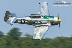 Texan Tamer (Fly By Photography) Tags: 1949 billleff billleffairshows n49nata37693376cn168490 nasoceanaapollosoucekfieldntukntu navy northamericant6gtexan trainer usnavy virginia virginiabeach2016nasoceanaairshow aerobatic flying plane virginiabeach unitedstates