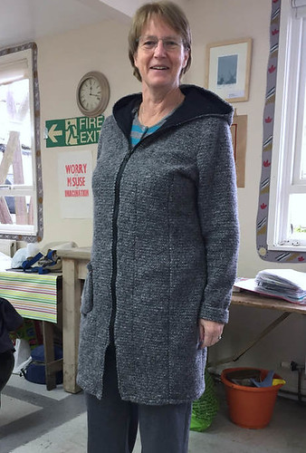 Triumphs from Weekly Dressmaking Course