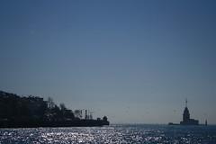 Qız Qalası (kutzz) Tags: istanbul turkey bosforus sofia ayasofya sultanahmet bluemosque minaret mullah bosphorus goldenhorn fatih galata karakoy kadykoy besctash sisli qızqalası maidentower koska burek simit