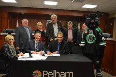 Pelham Panthers Junior B Signing User Agreement