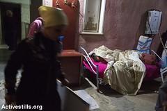 Umm al Hiran, Negev, Israel, 22.11.2016 (Activestills) Tags: palestinians48 bedouins unrecognisedvillage displacement prawerplan housing house israel negev naqab ummalhiran women children demolition topimages kerenmanor