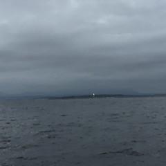 Low Rocky Point Lighthouse.  West Coast, Tasmania.
