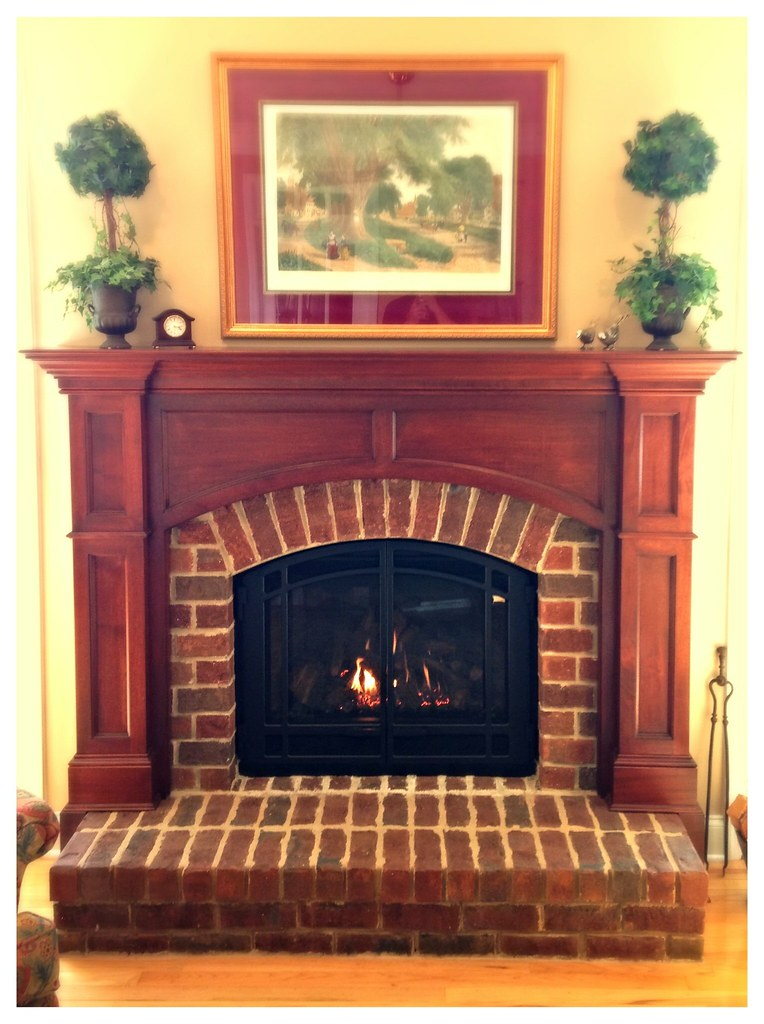 Mendota DXV-35 Direct Vent Fireplace. Cleveland, Tn.