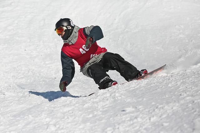 DB Export Banked Slalom 2015 - Treble Cone - Josh Barkman